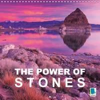 The Power of Stones 2017 Atmospheric Rocks by Calvendo