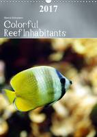 Colorful Reef Inhabitants 2017 Tropical Reefs Provide a Wide Variety of Animals and Colors by Bianca Schumann