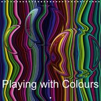 Playing with Colours 2017 Surprising Effects by Gudrun Nitzold-Briele
