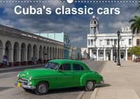 Cuba's Classic Cars 2017 Cuba is a Museum of Antique American Cars by Jurgen Klust