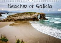 Beaches of Galicia 2017 The Unspoilt Beaches of Northwest Spain. by Robert Wood