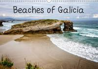 Beaches of Galicia 2017 The Unspoilt Beaches of Northwest Spain by Robert Wood
