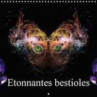 Etonnantes Bestioles 2017 Portraits D'animaux Imaginaires by Alain Gaymard