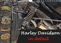 Harley Davidson in Detail 2017 The Most Beautiful Detailed Pictures from the World of Harley Davidson by (c)2015 by Atlantismedia
