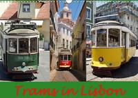 Trams in Lisboa 2017 One of the Best Lisbon Tram Calendars in the World - Made by Atlantismedia by Atlantismedia