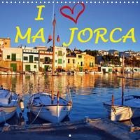 I Love Majorca 2017 Typical Impressions of This Wonderful Island in the Mediterranean by (c) 2015 by Atlantismedia