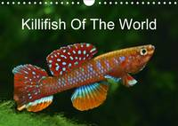 Killifish of the World 2017 Colourful Fish - Killifish from Africa and South America by Rudolf Pohlmann
