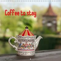 Coffee to Stay 2017 Magnificent Coffee & Tea Pots Outside by silvimania