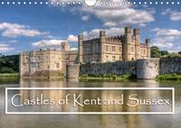 Castles of Kent and Sussex 2017 Picturesque and Historically Fascinating Castles in the Beautiful English Counties of Kent and Sussex. by David Ireland