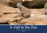 A Visit to the Zoo 2017 A Selection of Animals Often Seen in a Zoo. by Craig Russell