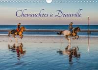Chevauchees a Deauville 2017 Chevauchees a Deauville En Lever De Soleil Automnal by Christof Dardenne