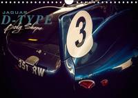 Jaguar D-Type Body Shape 2017 Close-Up Photographs of the Legendary Jaguar D-Type Body by Johann Hinrichs