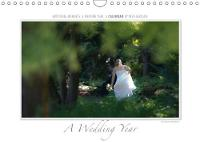 Emotional Moments: A Wedding Year. / UK-Version 2018 The Calendar by Ingo Gerlach for All Bridal Couples and Those Who Want to be There. by Ingo Gerlach