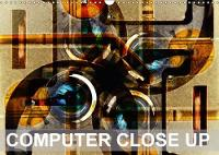 Computer Close Up 2018 Computer Parts as You Have Never Seen Them Before. by Maurus Spescha
