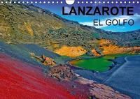 Lanzarote El Golfo 2018 Une Exposition D'art Tellurique Unique Au Monde. by jean-luc bohin