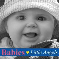 Babies Little Angels 2018 Charming Baby Faces by Elisabeth Stanzer
