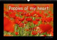 Poppies of My Heart 2018 The Poppy and its Environment in the French Provence by Jean Francois LEPAGE