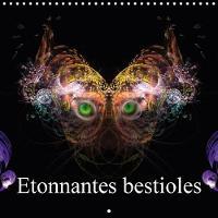 Etonnantes Bestioles 2018 Portraits D'animaux Imaginaires by Alain Gaymard