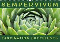 Sempervivum Fascinating Succulents 2018 Sempervivum, 12 Wonderful Portraits of the Fascinating Succulents by Martina Cross
