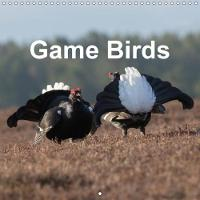 Game Birds 2018 Photographs of the Game Birds of Britain by Pete Walkden