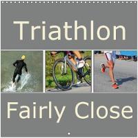 Triathlon Fairly Close 2018 Close-Up Photographs of Triathletes. by Anke van Wyk