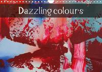 Dazzling Colours 2018 Multicolour Abstract Art by Heiner Lammers