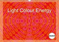 Light.Colour.Energy 2018 Visualisation of Energy and Oscillation by Linda Schilling