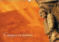 Conques En Lumiere 2018 Abbatiale Sainte-Foy by Patrice Thebault