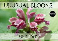 Unusual Blooms Up Close 2018 A Potpourri of Peculiar Blossoms by Gisela Kruse