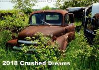 2018 Crushed Dreams 2018 Classic Dream Cars and Trucks in Scrap Yards. by Fred Heidel / Performance Image