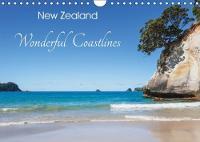 New Zealand 2018 Wonderful Coastlines by Gaby Wojciech
