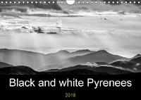 Black and White Pyrenees 2018 Landscapes of the Pyrenees by Guilhem Manzano