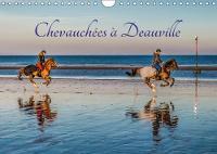 Chevauchees a Deauville 2018 Chevauchees a Deauville En Lever De Soleil Automnal by Christof Dardenne