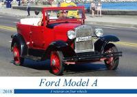 Ford Model A 2018 A Veteran on Four Wheels by Henning Von Loewis of Menar