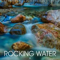 Rocking Water 2018 Water finding its way through canyons. by Hans Joerg Leth