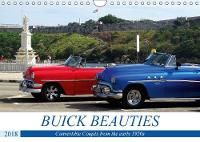 BUICK BEAUTIES 2018 Convertible Coupes from the early 1950s by Henning von Loewis of Menar