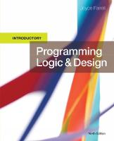 Programming Logic and Design, Introductory by Joyce Farrell