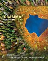 Grammar for Great Writing C by Keith Folse