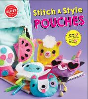 Stitch and Style Pouches by Eva Steele-Staccio