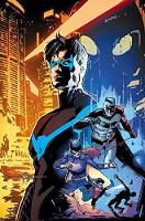 Nightwing The Rebirth Deluxe Edition Book 1 (Rebirth) by Tim Seeley