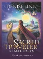 Sacred Traveler Oracle Cards A 52-Card Deck and Guidebook by Denise Linn