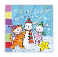 Poppy Cat's Snowy Day by Lara Jones