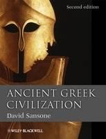Ancient Greek Civilization by David Sansone