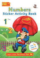 Numbers Sticker Activity Book by