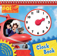 Postman Pat Clock Book by