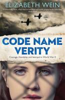Cover for Code Name Verity by Elizabeth Wein