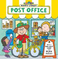 Happy Street: Post Office by Simon Abbott