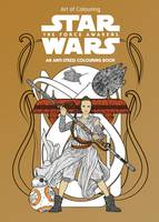 Star Wars Art of Colouring The Force Awakens by Lucasfilm Ltd