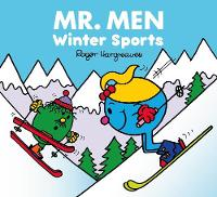 Mr Men Winter Sports by Adam Hargreaves, Roger Hargreaves