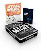 Star Wars 40th Anniversary Tin Includes Book of the Film and Doodle Book by Lucasfilm Animation